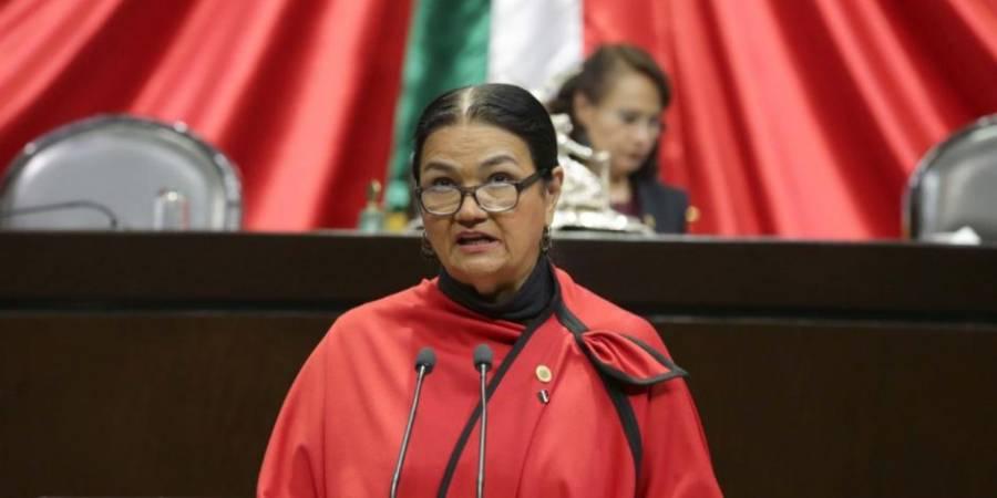 Presupuesto de egresos del Ejecutivo plantea disminución en programas para mujeres, indica Sauri Riancho