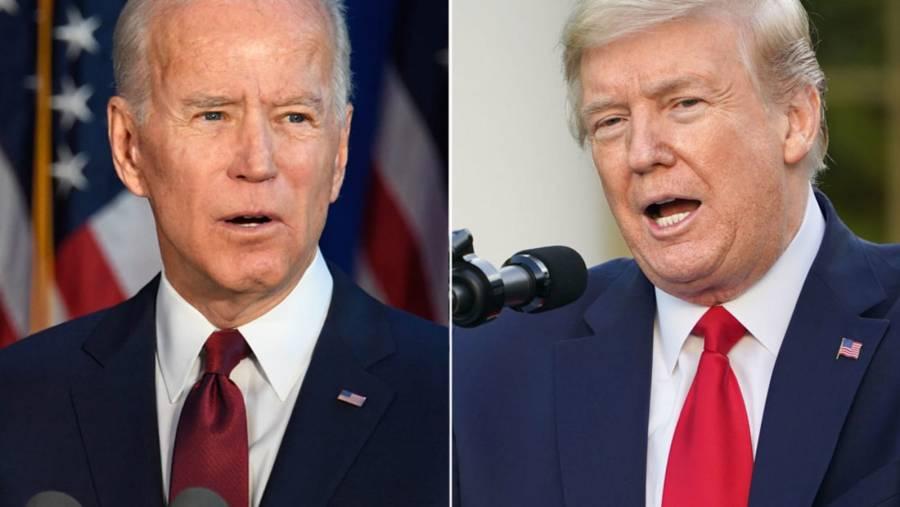 A dos días de las elecciones Trump y Biden mantienen agitadas agendas de campaña