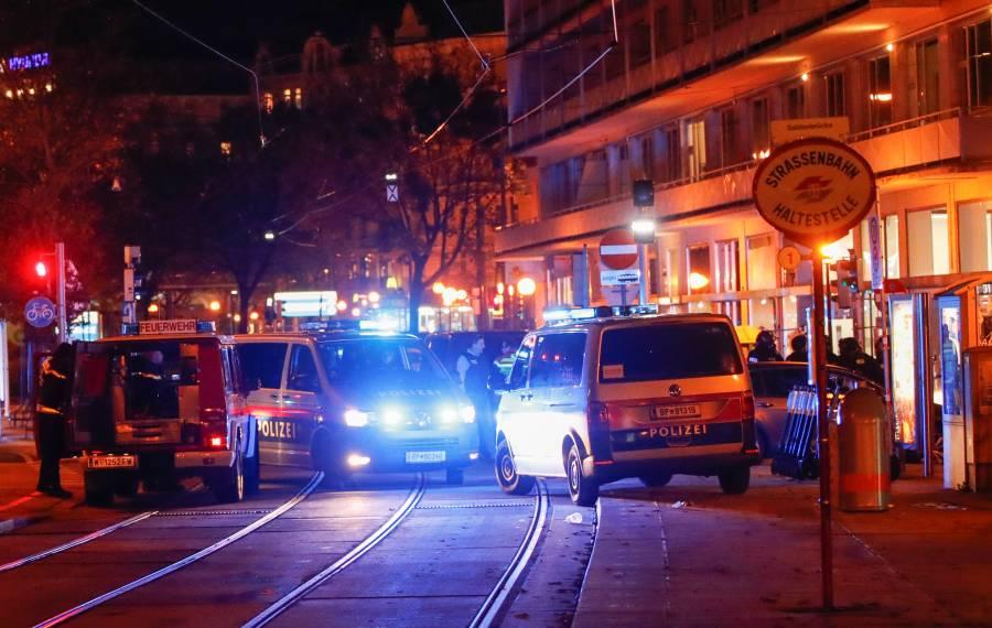 Por tiroteo, Embajada de México en Austria revela número de emergencia