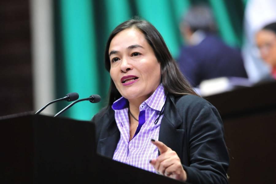 ASF no incluyó programas sociales ni megaobras: Verónica Juárez Piña