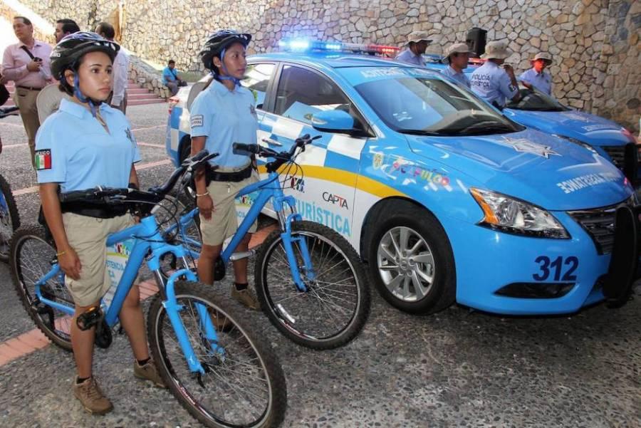 Policía turística, clave en reactivación de CDMX