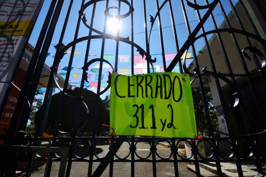 En México suman 929 mil contagios de Covid