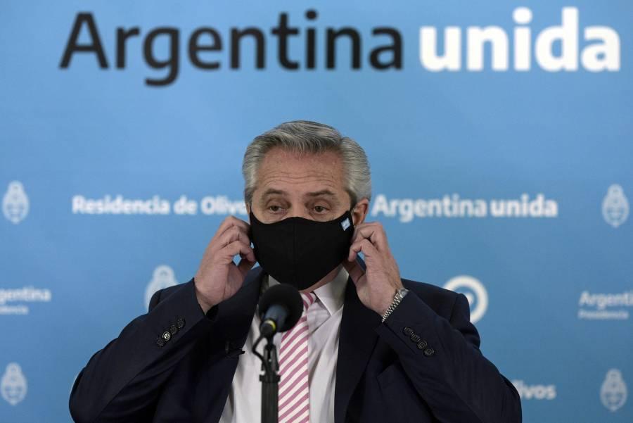 Argentina recibirá 10 millones de dosis de vacuna rusa contra el COVID-19