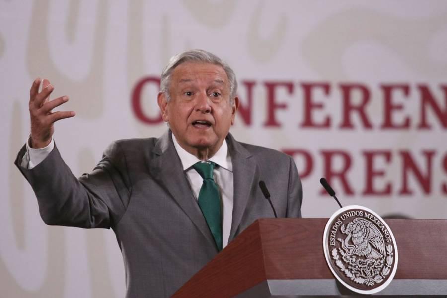 """""""Me han faltado al respeto"""", dice AMLO de gobernadores de Alianza Federalista"""