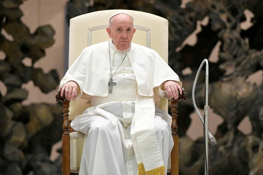 Dichos del Papa sobre uniones gay  fueron sacados de contexto: Vaticano