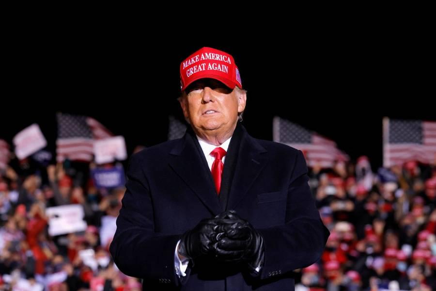 Donald Trump asegura que vencerá con un margen mayor que hace cuatro años