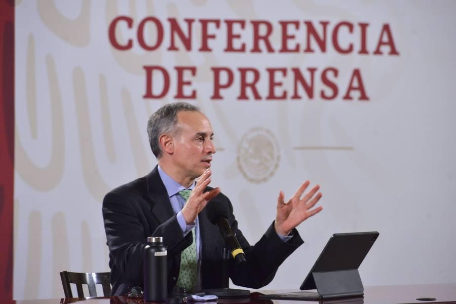 México reporta 938 mil 408 casos de Covid-19 y 92 mil 593 fallecidos
