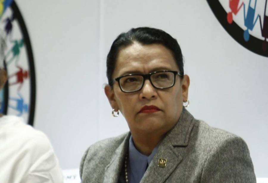 Rosa Icela Rodríguez acepta titularidad de SSPC