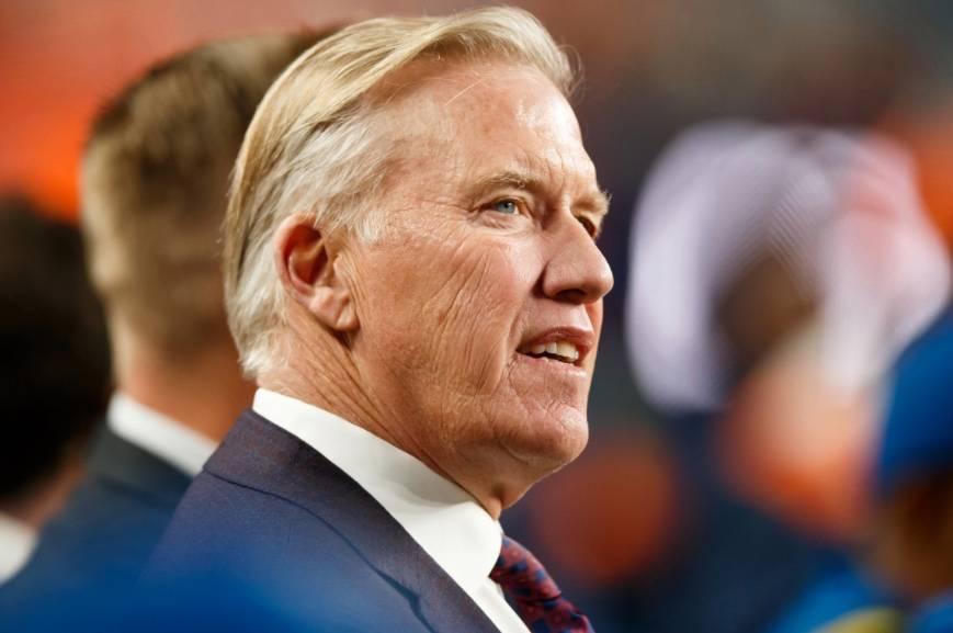 CEO de los Broncos, John Elway, positivo por COVID-19