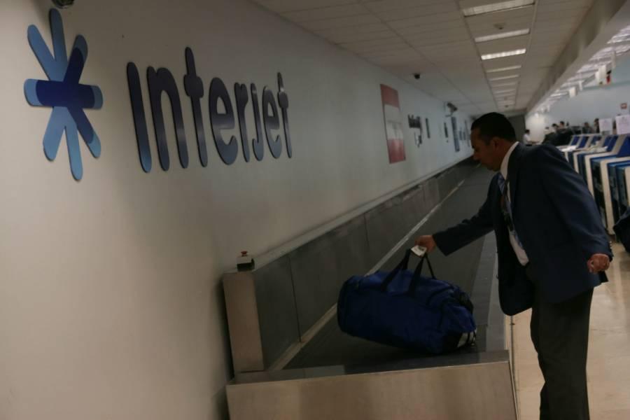 Ofrece Interjet reanudar vuelos hoy