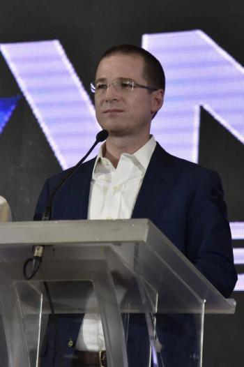 VISITA DE AMLO A TRUMP PODRÍA DETERMINAR SU TRIUNFO ELECTORAL: ANAYA