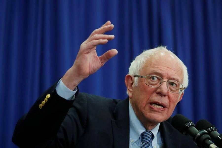 Bernie Sanders advirtió reacción de Trump sobre posible fraude