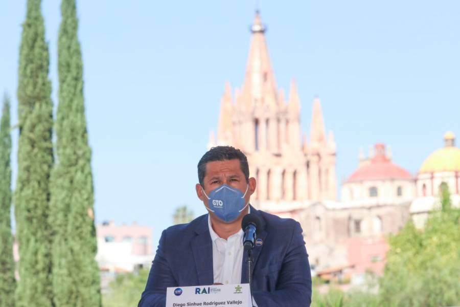 Guanajuato, núcleo de la transformación industrial de México