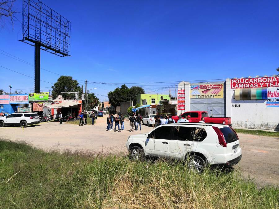 Dos personas heridas y cuatro detenidos tras balacera en Jalisco