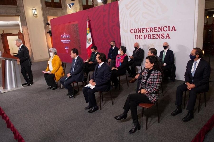 Recuperación económica y Buen Fin, anuncia AMLO