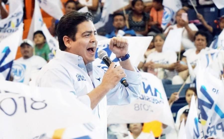 Ismael García Cabeza de Vaca, senador del PAN, da positivo a coronavirus