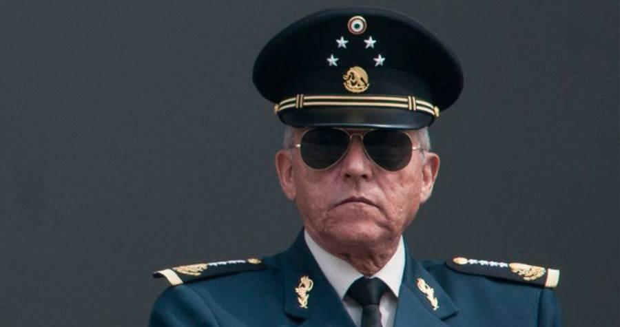 Salvador Cienfuegos Zepeda ya está en Nueva York