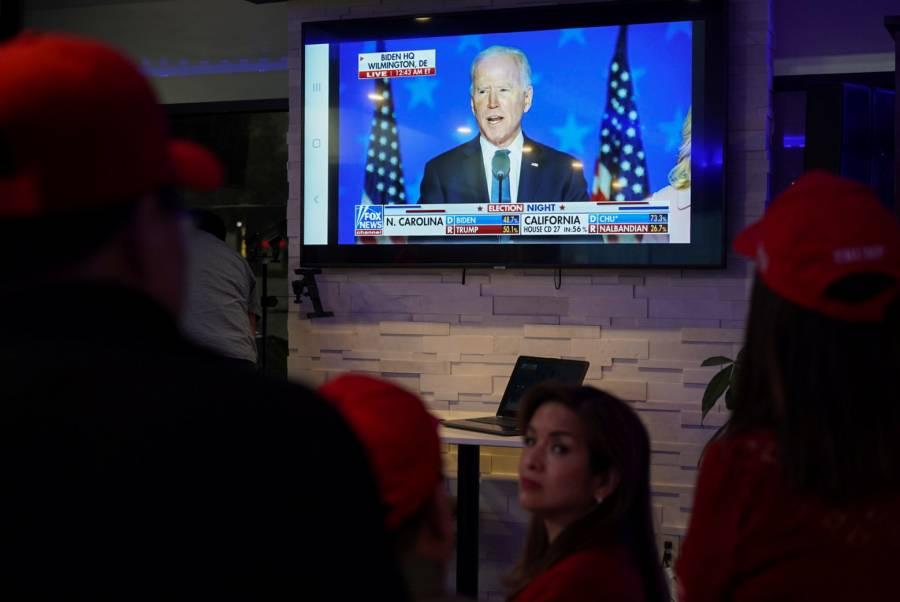 Elecciones en EEUU, con rating por debajo del 2016
