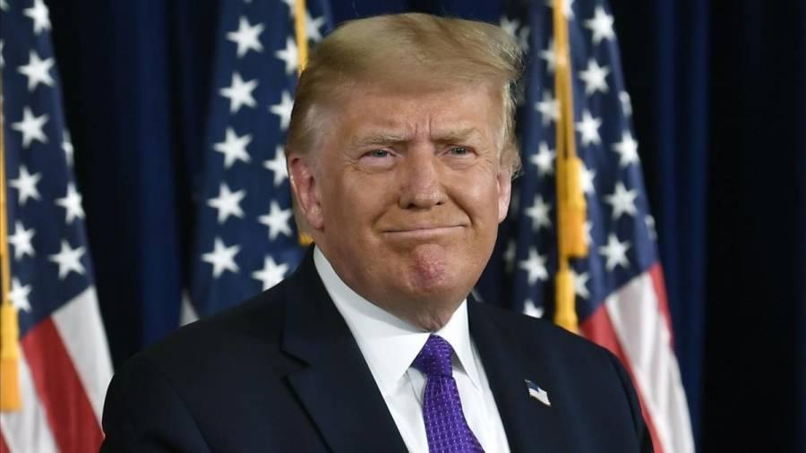 Campaña de Trump inicia demanda para detener recuento en Michigan