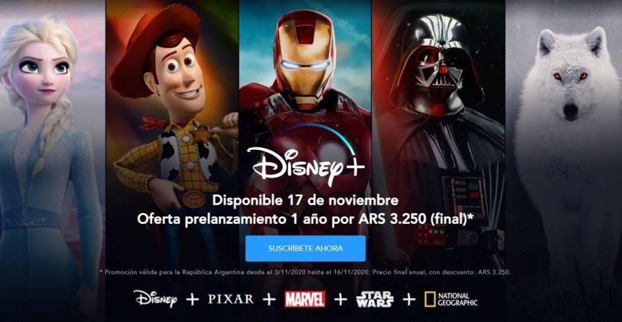 Disney+ hace alianzas como estrategia de lanzamiento de su plataforma