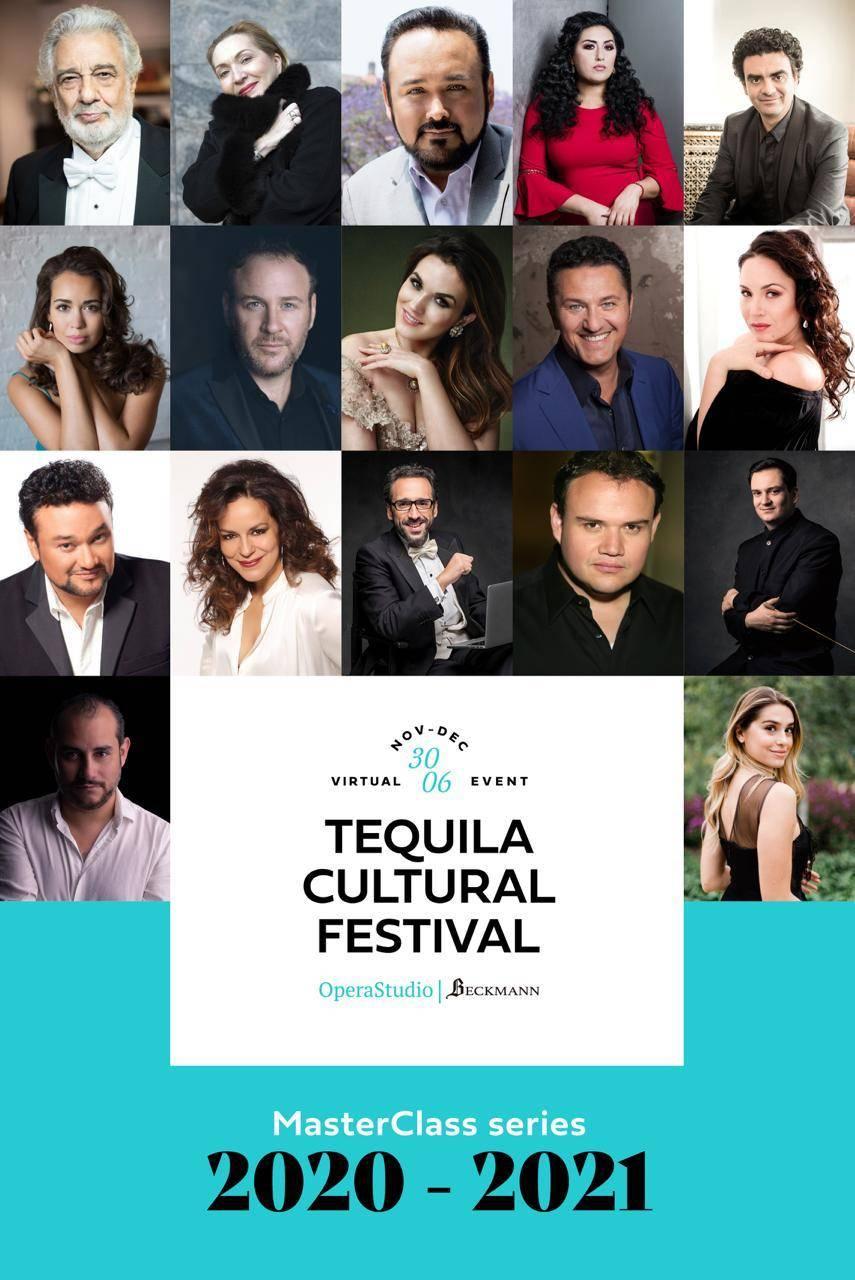 Lanzan plataforma para clases virtuales de ópera desde Tequila