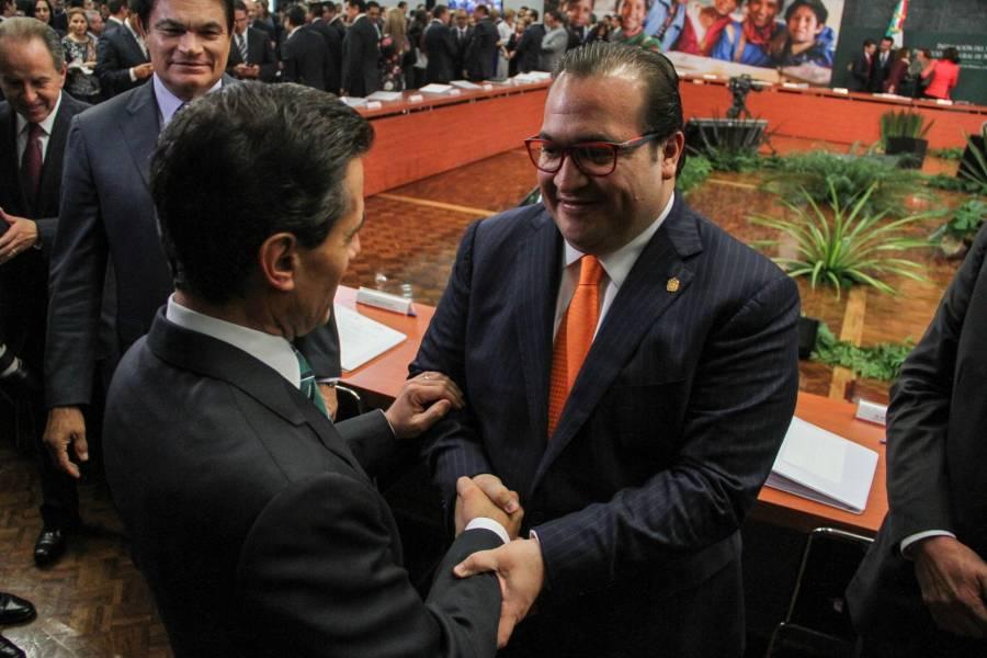 Javier Duarte dispuesto a declarar; Peña Nieto estaba comprometido con Odebrecht