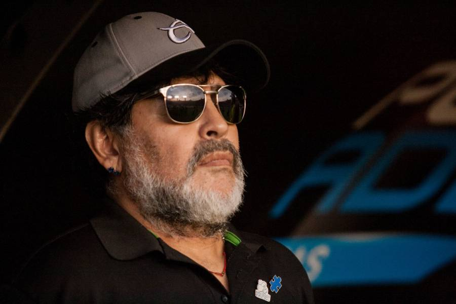 Mejora el panorama médico de Maradona