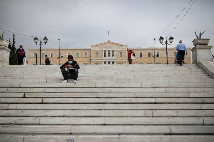 Grecia impone un confinamiento nacional para frenar la propagación del COVID-19