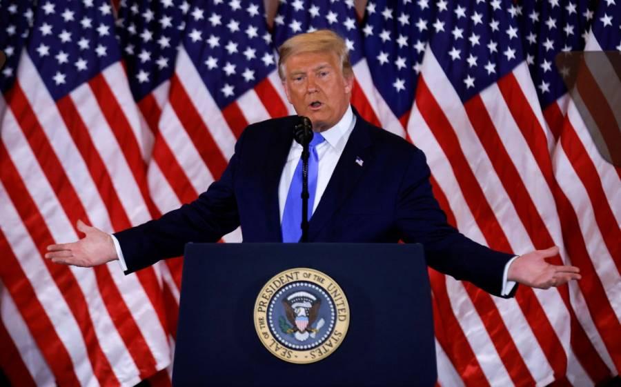 Pide Trump recuento de votos en Nevada