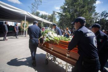 Récord de policías asesinados en México; 1.5 cada día: ONG´s
