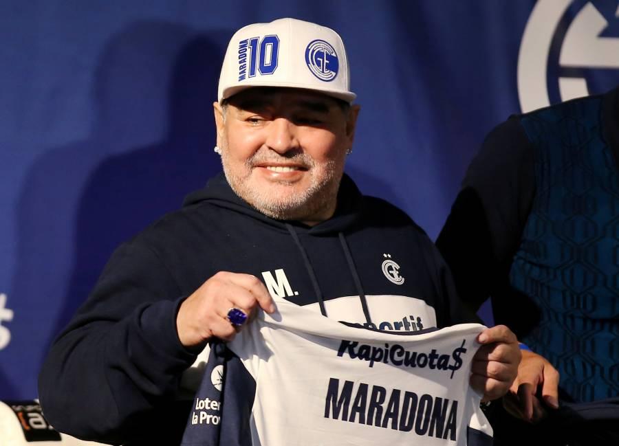 Maradona es