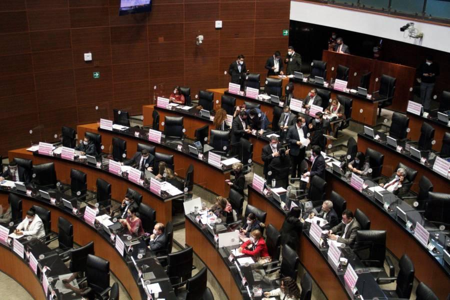 Senado aprueba Ley Olimpia con cambios; regresa a Diputados