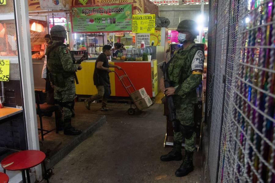 Guardia Nacional no entrará al Centro Histórico: Claudia Sheinbaum