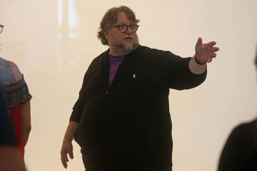 Guillermo del Toro hace un llamado a la Oficina Oval
