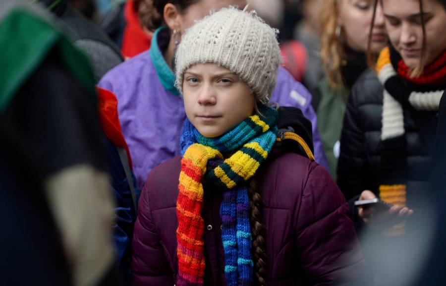 Greta Thunberg responde a Donald Trump por burla sobre manejo de la ira