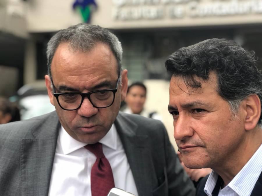 Entrevista a embajador de Turquía ante México Tahsin Timur Soylemez