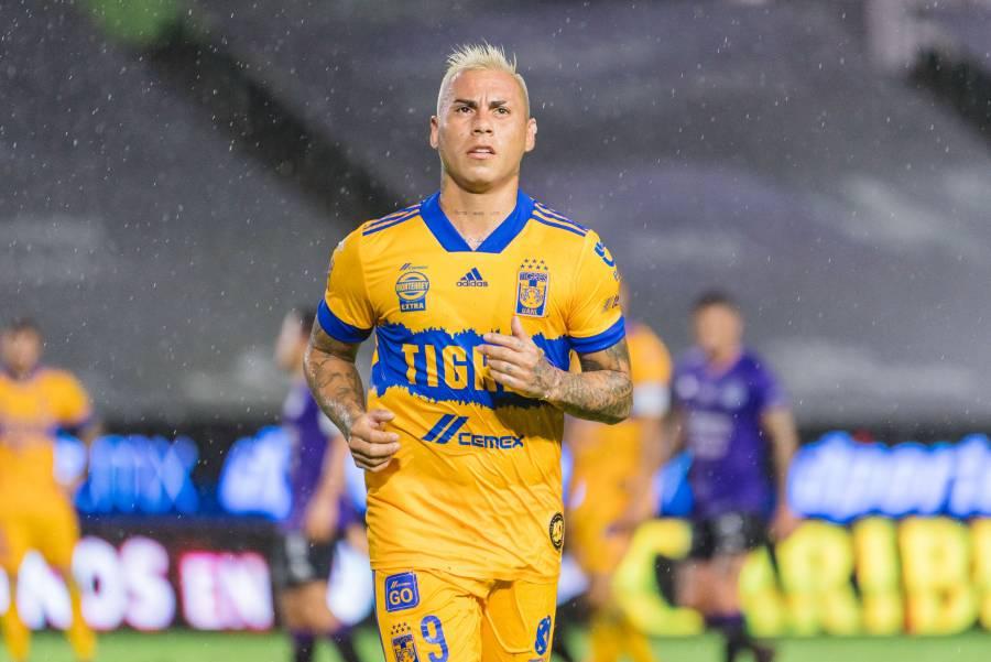 Edu Vargas se despide de Tigres y ficha por el Atlético Mineiro