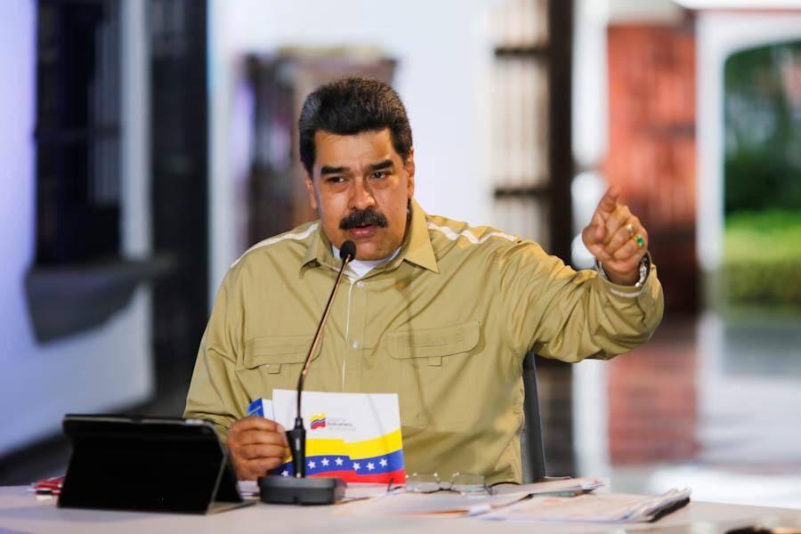 Nicolas Maduro felicita a Joe Biden por su victoria en la contienda electoral de EEUU
