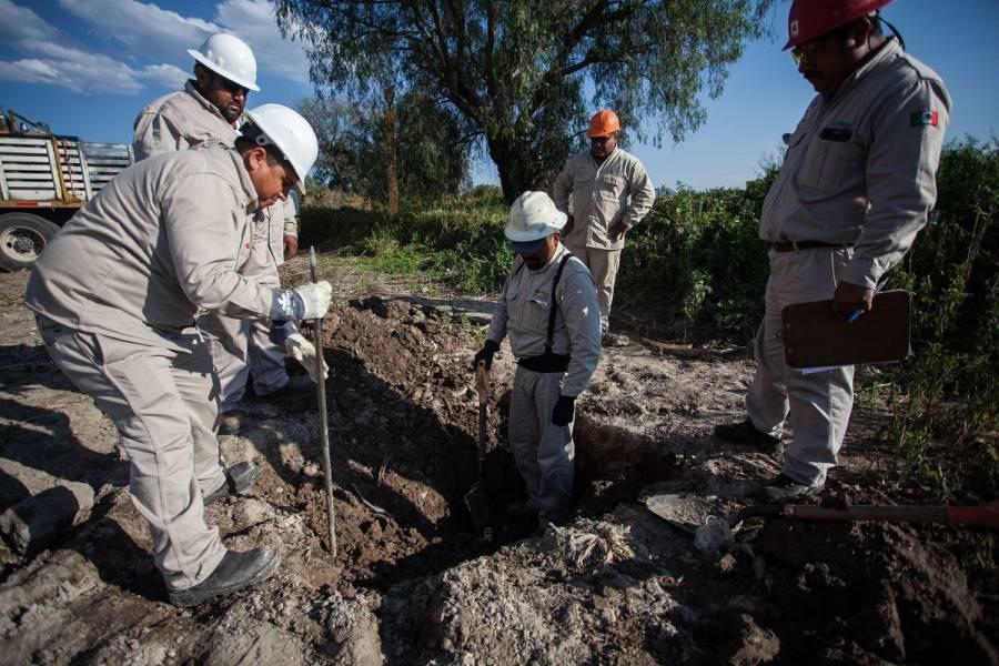 Reportan fuga en toma clandestina de Hidalgo; es la segunda en la semana