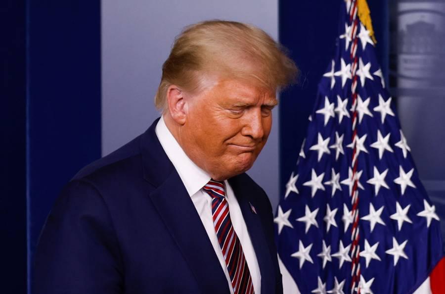 Donald Trump desconoce victoria de Joe Biden; presentará impugnaciones