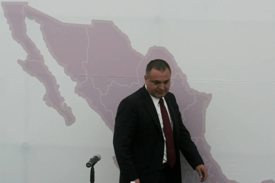 Fiscalía de EEUU presenta nuevas pruebas contra Genaro García Luna
