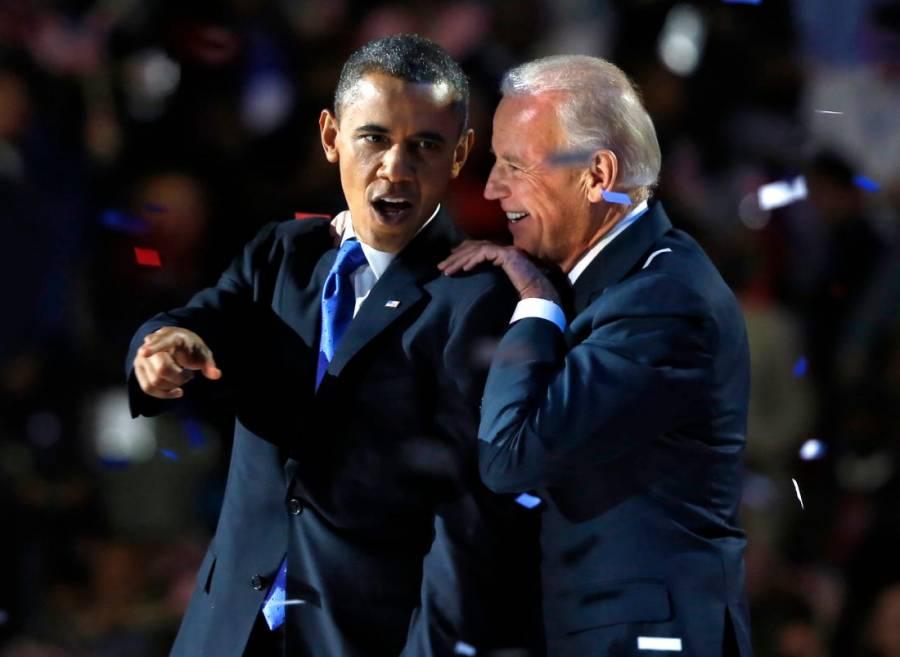 Barack Obama felicita a Joe Biden por su victoria presidencial