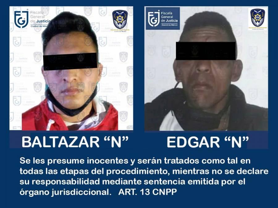 Fiscalía CDMX procesa a dos personas tras localización de restos de adolescentes descuartizados