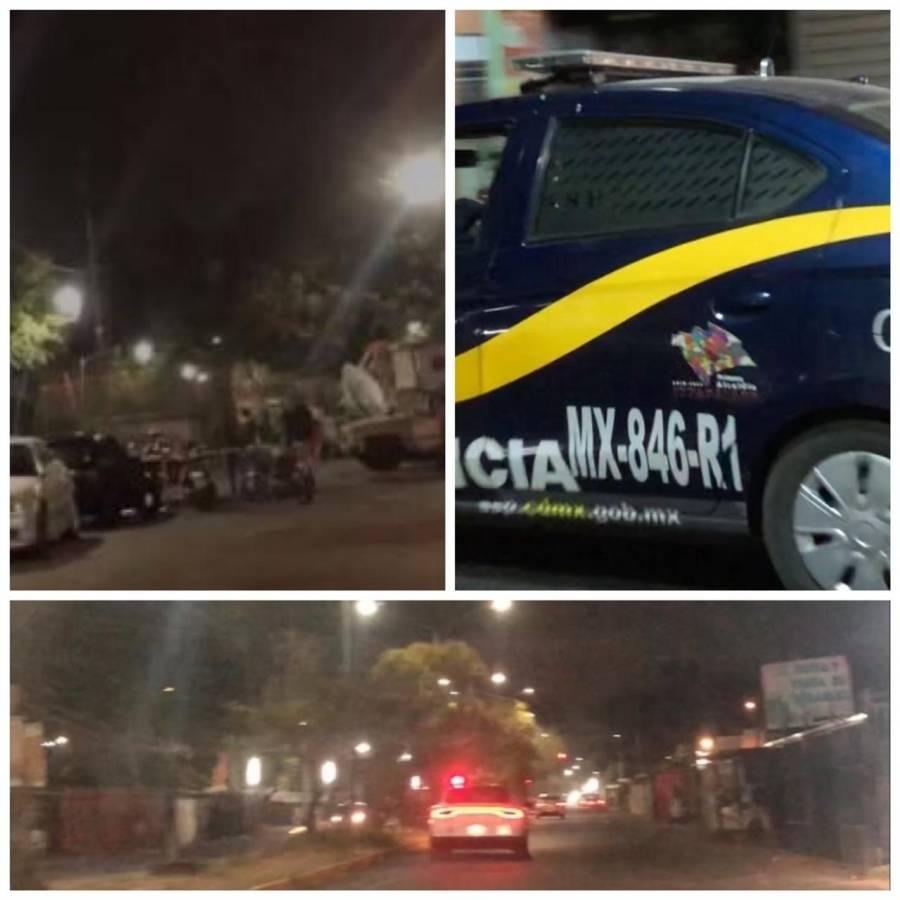 Aunque las patrullas pasaban, no hicieron nada por detener fiesta COVID en Iztapalapa
