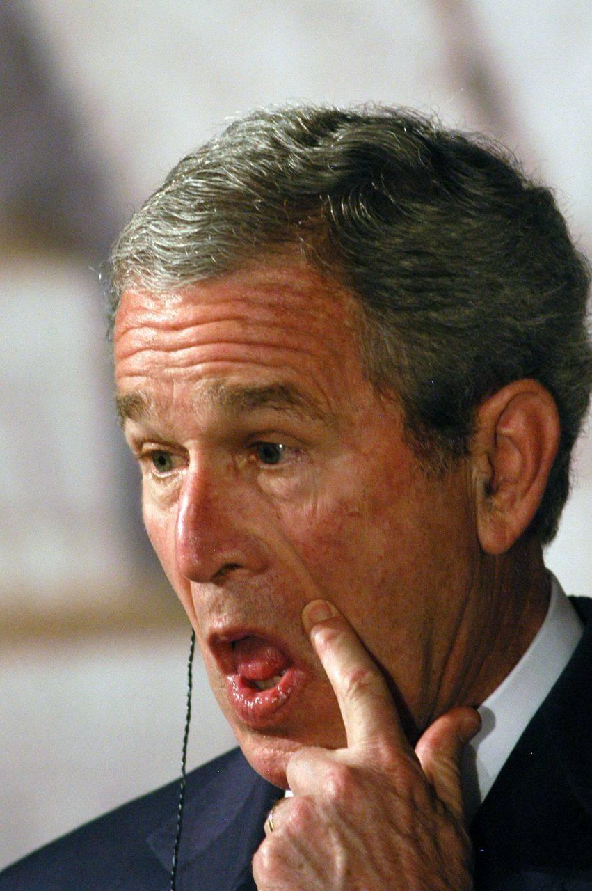 George W. Bush felicita a Biden: la elección fue justa y el resultado claro