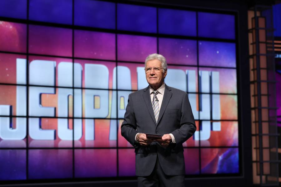 Fallece Alex Trebek, presentador de Jeopardy!
