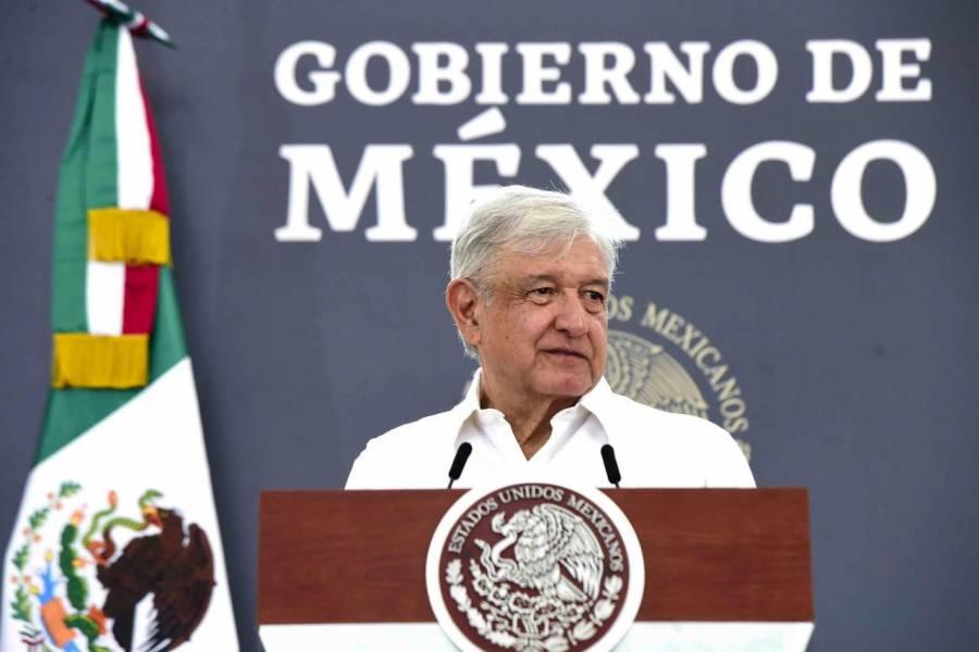Habrá apoyos para damnificados en Tabasco, asegura AMLO