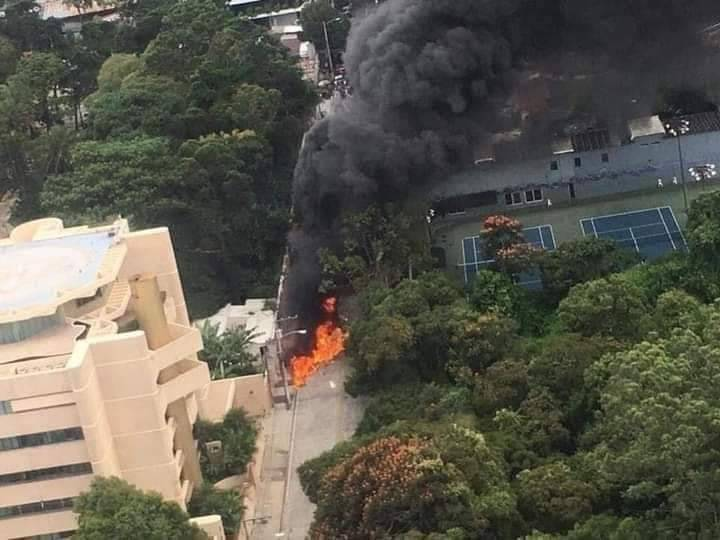 Desplome de avioneta en Guatemala deja una persona muerta y un herido
