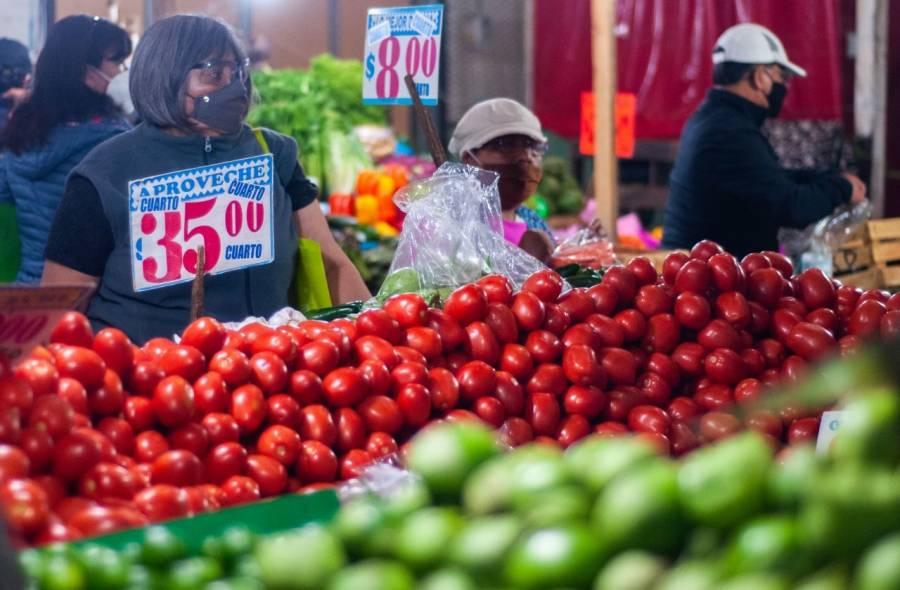 Inflación se acelera en octubre a mayor nivel en casi año y medio