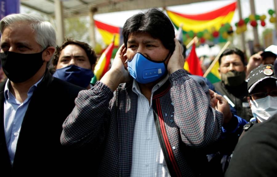 Evo Morales regresa a Bolivia tras un año de exilio